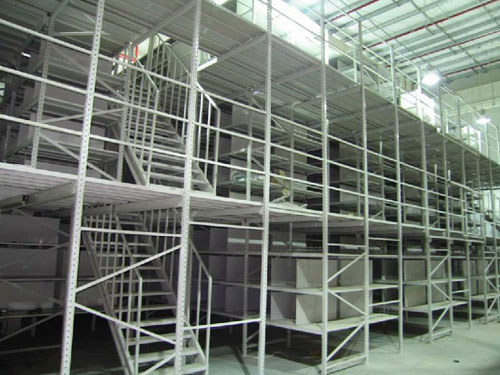 南京阁楼货架