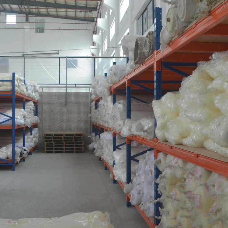 服装厂原材料货架,服装厂货架,纺织厂原材料库房货架,纺织厂货架